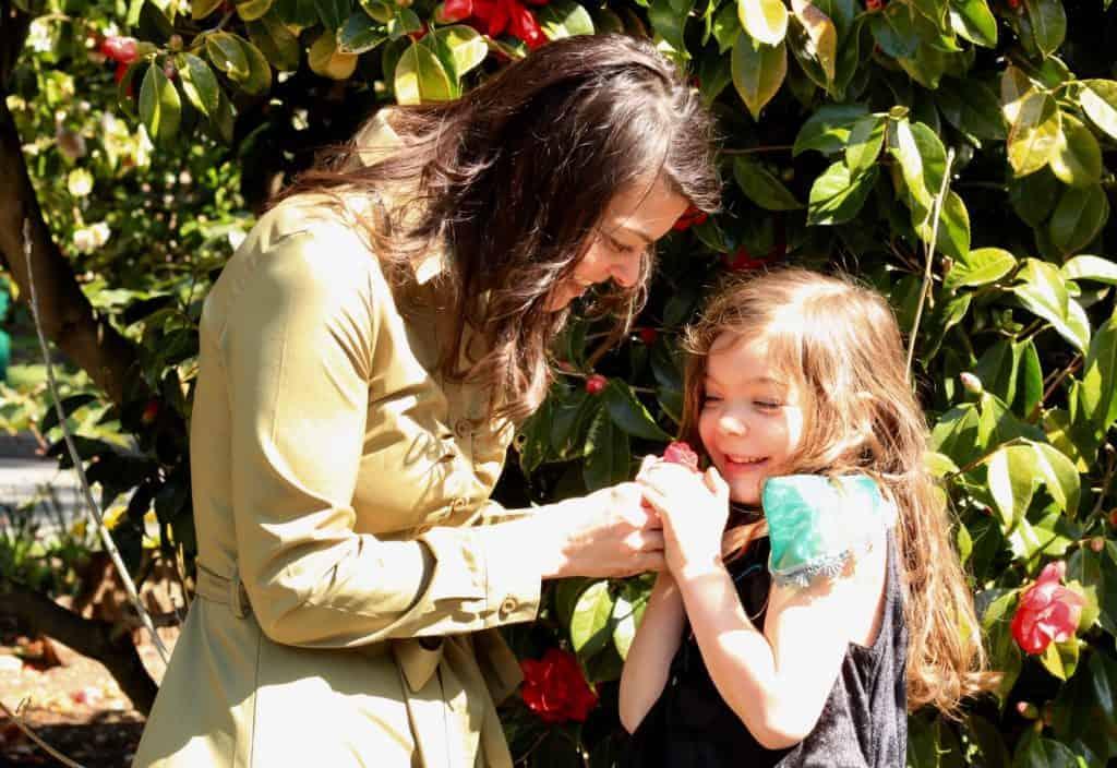 Lynn Chenier and her daughter, Soleil, from Satori Health & Wellness Coaching Ltd | Satori Radio Mindfulness Coaching